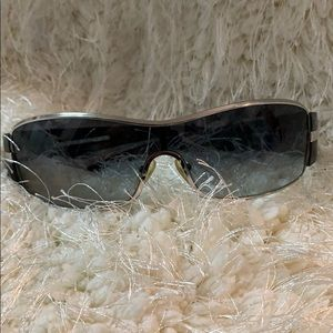 AUTHENTIC PRADA SPR 56H SPR56H 1BC-5D1 SUNGLASSES